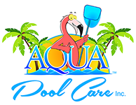 Aqua Pool Care Logo
